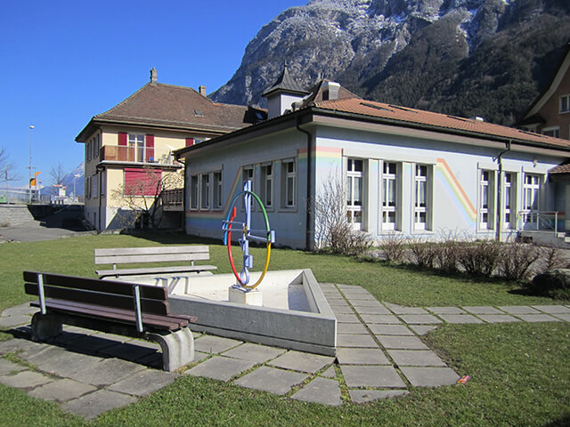 Pfarreizentrum Erstfeld